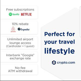 Free US$40 sign-up bonus with Crypto.com! Use 7fpp30dh8x