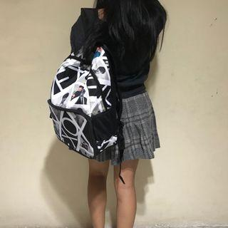 READY STOCK!!! EXO Canvas Backpack.