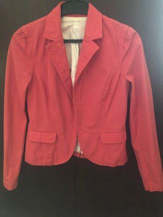 Bazaar Pink Blazer
