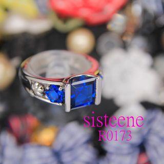 R0173純銀戒指925 Silver Ring