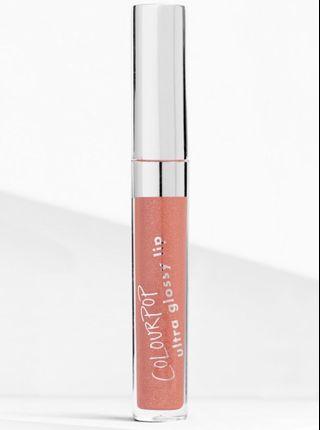 Colourpop Ultra Glossy Lip — Champagne Mami