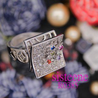 R0385純銀戒指925 Silver Ring