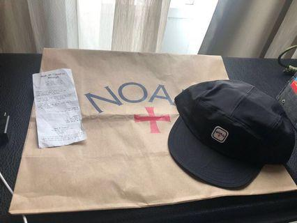 Noah Cotton Nylon Running Cap