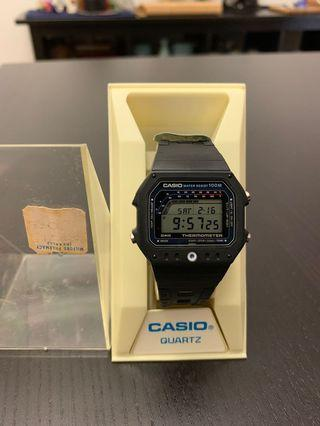 Casio TS-1200 vintage watch 35 years