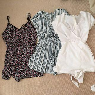 Playsuits ✨