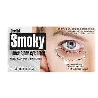 The Orchid Skin - Eye Patches Smoky (Dark Circles) Elastic (Wrinkles)