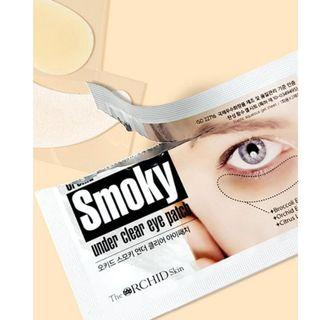 The ORCHID Skin 디오키드스킨 Smoky Under Clear Eye Patch