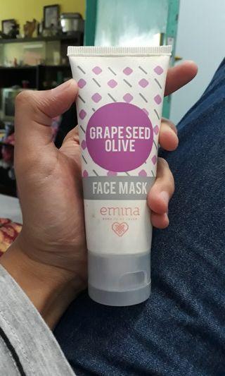 Grape Seed Olive Face Mask Emina