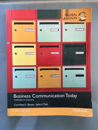 🈹 Business Communication Today - 13th Edition