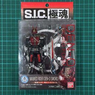 Kamen Rider Kiwami Den O Sword Form New