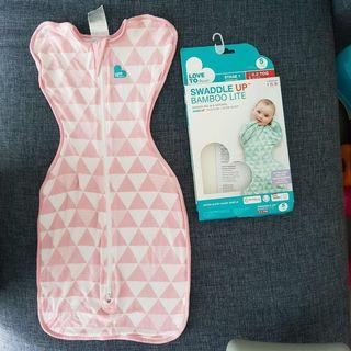 🚚 Love To Dream Swaddle Bamboo Lite Material Size S