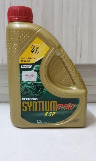 Petronas Syntium Moto 4SP 4T 10W50 1L