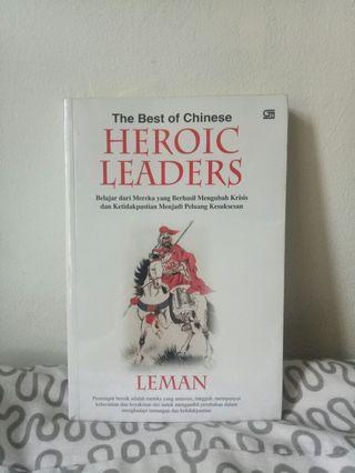 The Best of Chinese Heroic Leaders - Leman