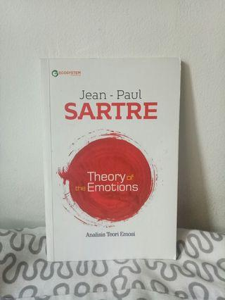 Theory of The Emotions -Jean Paul Sartre
