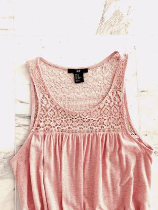🚚 Sweet lace casual dress