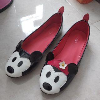 Sepatu Wanita J.Rep Mickey Minnie Mouse size 39