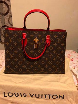 Louis Vuitton FLOWER TOTE M43553 LV