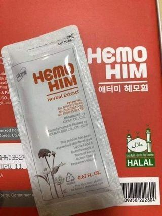 How to balance blood sugar and immune system since always eat Outside food by Atomy Hemohim (Halal)