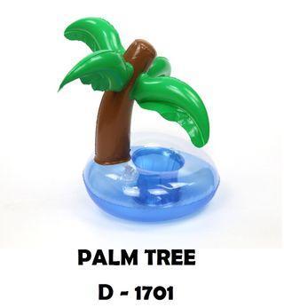 Palm Tree Drinks Holder Float