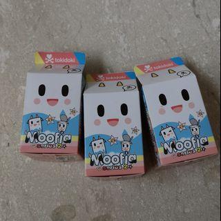 Tokidoki Moofia Blind Box