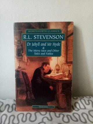 Dr Jekyll and Mr Hyde & The Merry Men and Other Tales and Fables - R.L Stevenson