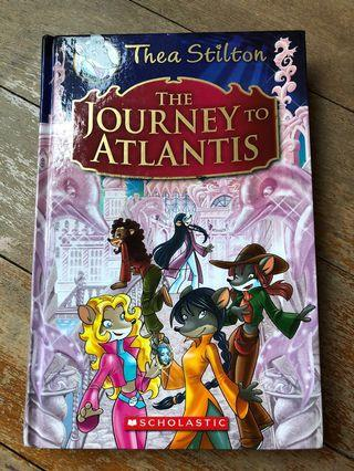 🚚 Thea Stilton The Journey to Atlantis