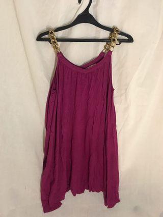 Body n' Soul purple dress #mauthr
