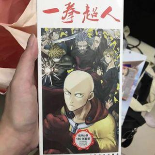 🚚 One Punch Man Postcards