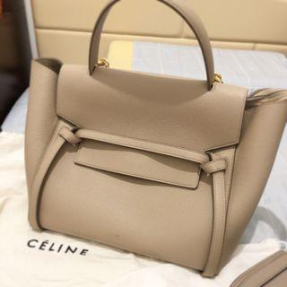 蝕讓粗用‼️celine belt mini