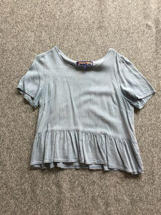 Princess highway 100% cotton tops size 12