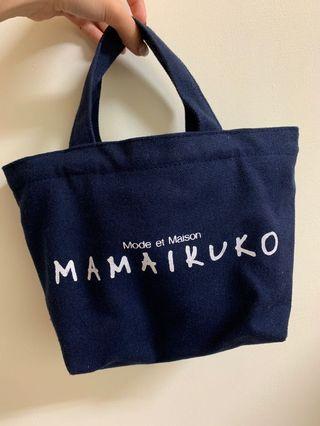 🚚 藍色帆布包🌸