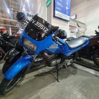 Yamaha RXZ COE 2022 (Renewable)