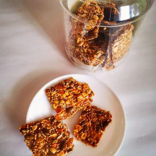 🚚 Lailah's Kitchen Almond or Cashew Florentines