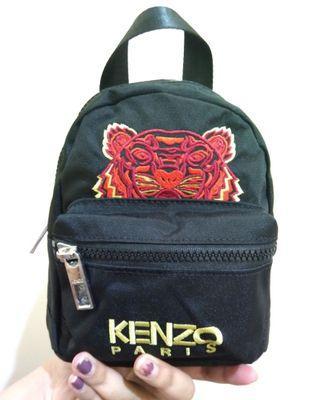 Kenzo mini backpack bebeboo