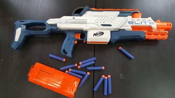 Hasbro Nerf N-strike Cam ECS-12 注意內文