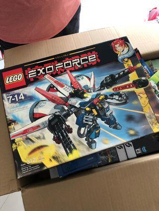 🚚 Lego exoforce 8106