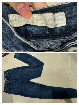 Bershka jeans highwest