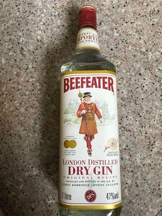 🚚 Beefeater Dry Gin 1L