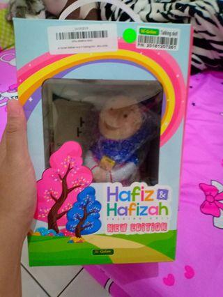 Boneka hafizah doll new edition