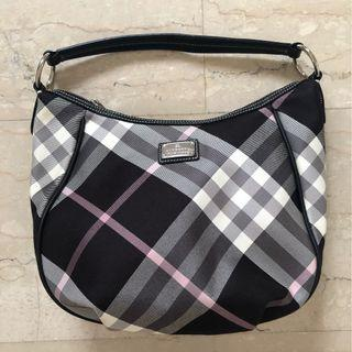 Burberry blue label 2 in 1 (shoulder and sling)