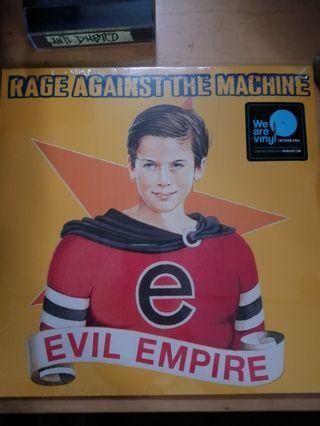 Rage against the machine - Evil empire lp