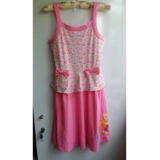 (BNWT) Disney Dark Pink Dress