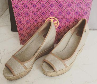 Authentic Tory Burch Wedges#MAUTHR