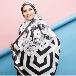 BN Waarna Printed shawl