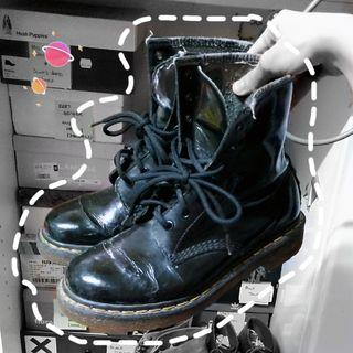 🔄Dr Martens Shiny 8 eye Boots