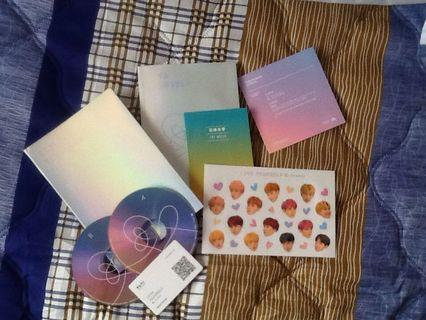 WTS!! bts Ly answer version E