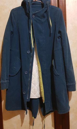 a la sha 顯瘦修身保暖外套