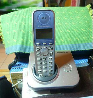 🚚 Panasonic國際牌無線電話