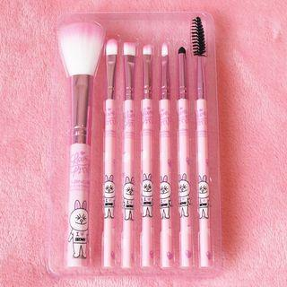 Yubiso Line Character Make Up Brushes
