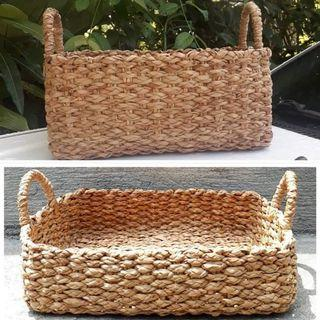 Native Rectangular Trays/Baskets